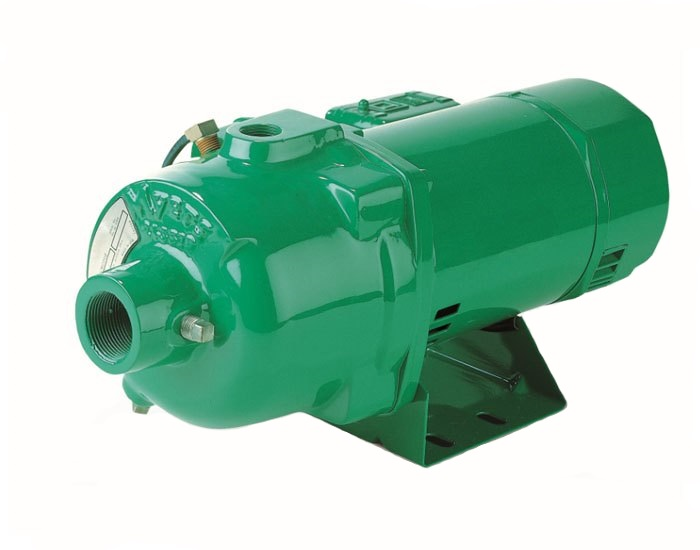 Myers HJ100-S 1hp Shallow Well Jet Pump